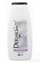 Gel de dus DERMOMED Talc si Iris 300ml